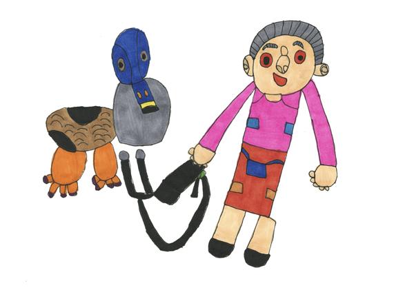 00018_00068「鉄砲でカモを捕まえる人」 | Able Art Company